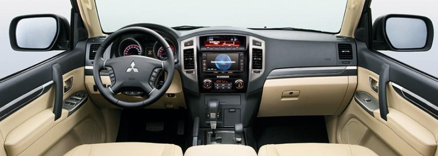 Noul Mitsubishi Pajero