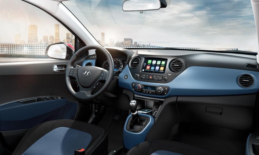 Noul Hyundai i10