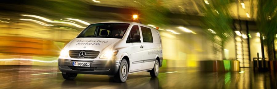 Mercedes-Benz Service 24h