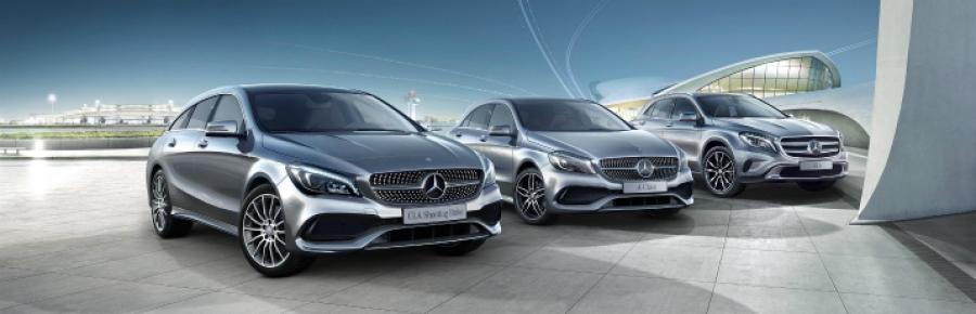 Business Solutions - Flote auto Mercedes