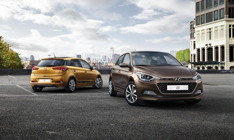 Noul Hyundai i20