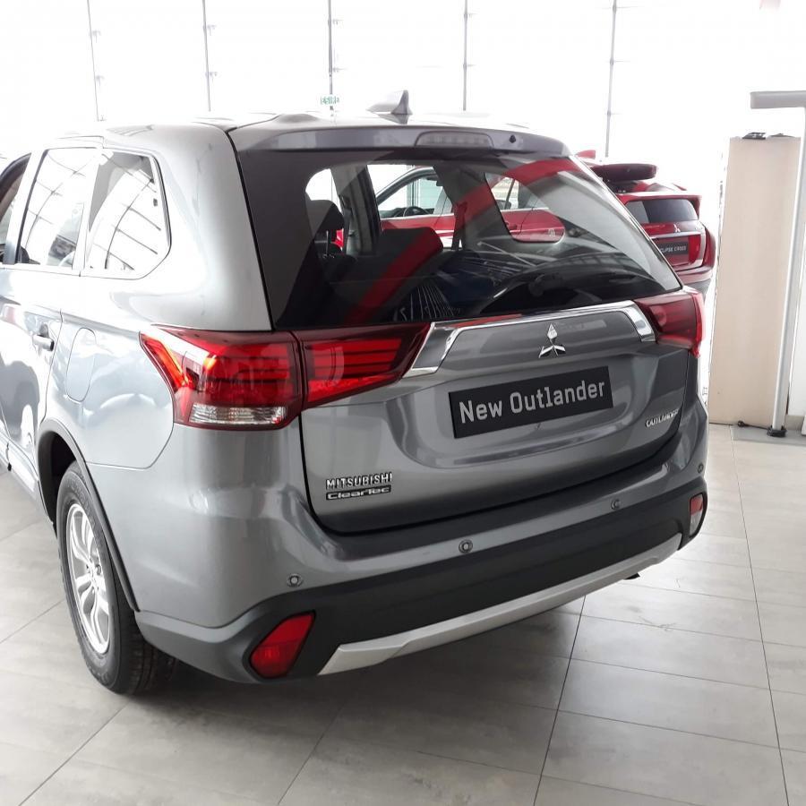 Mitsubishi Outlander 2.2DI-D 4WD Invite+ MT AS&G