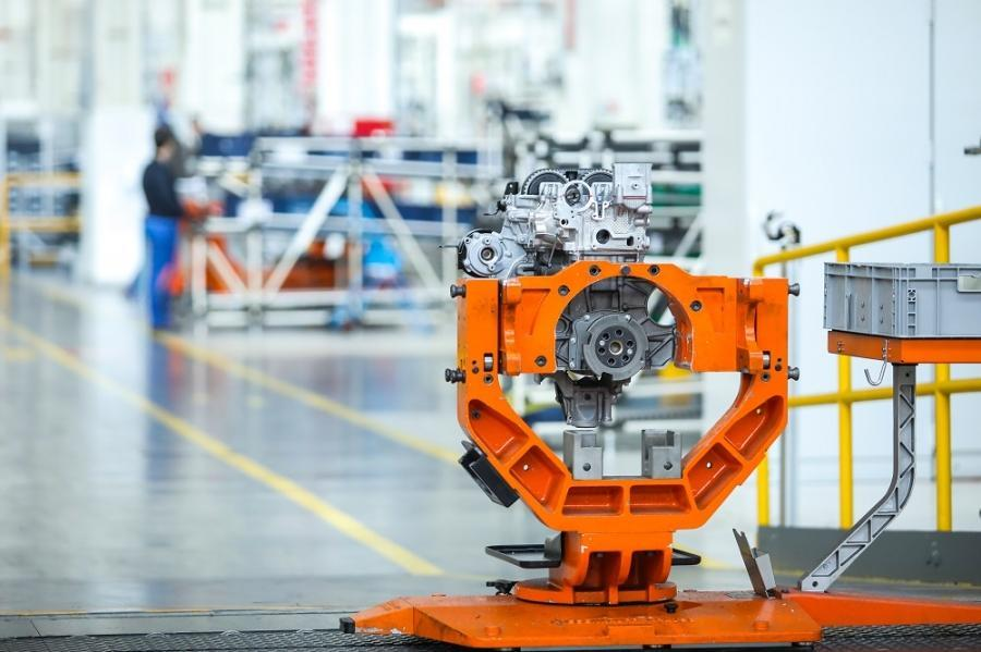UN MILION de motoare Ford - Craiova