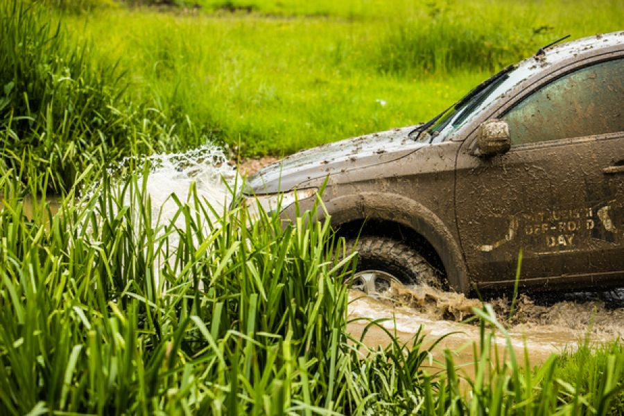 Mitsubishi Adventure Day 2019