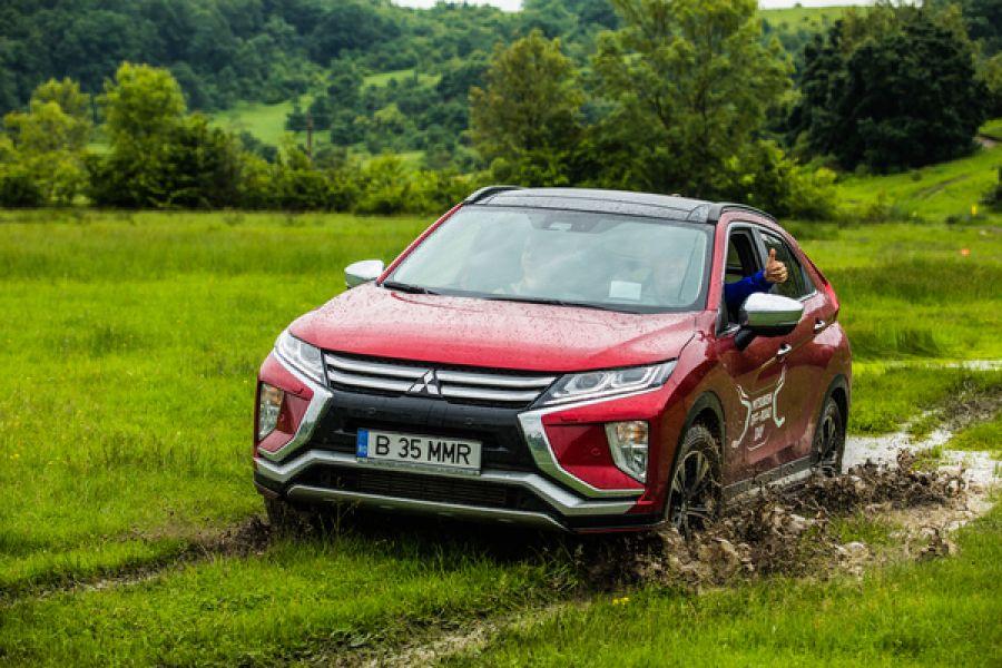 Mitsubishi Adventure Day 2019
