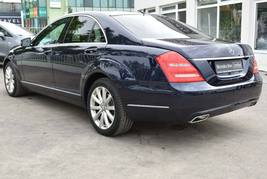 Mercedes-Benz S350 D 4MATIC