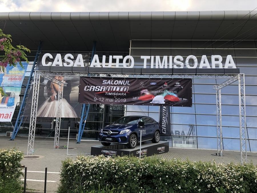 Salonul Auto 2019 - Editia de primavara