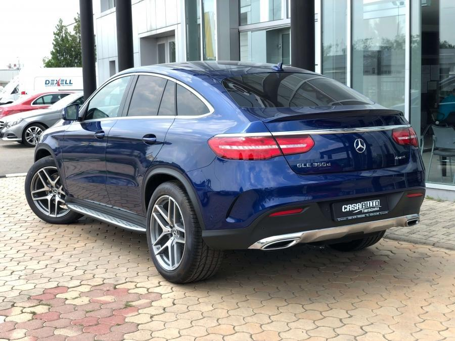 Mercedes-Benz GLE 350 D 4MATIC COUPE