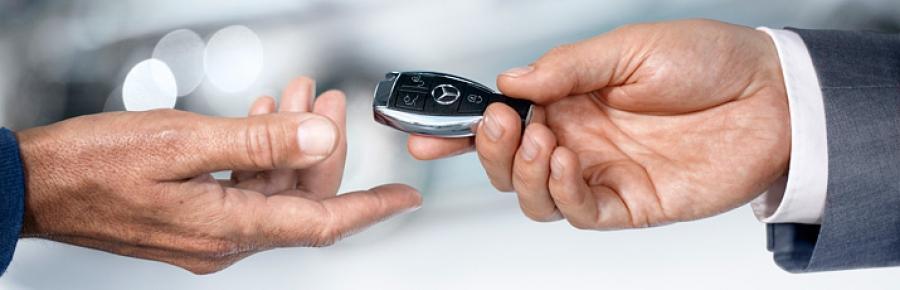 Mercedes-Benz Certified - Finantare