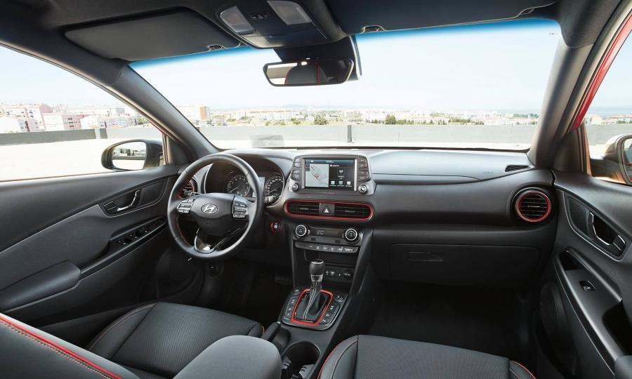 Noul Hyundai Kona