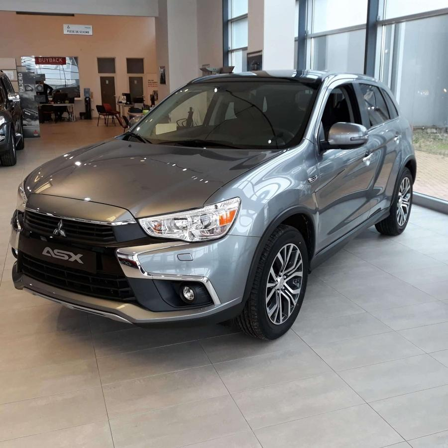 Mitsubishi ASX 1.6 D M/T Instyle 4WD AS&G