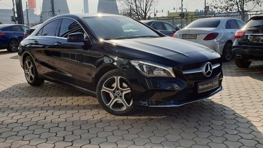Mercedes-Benz CLA 180 D