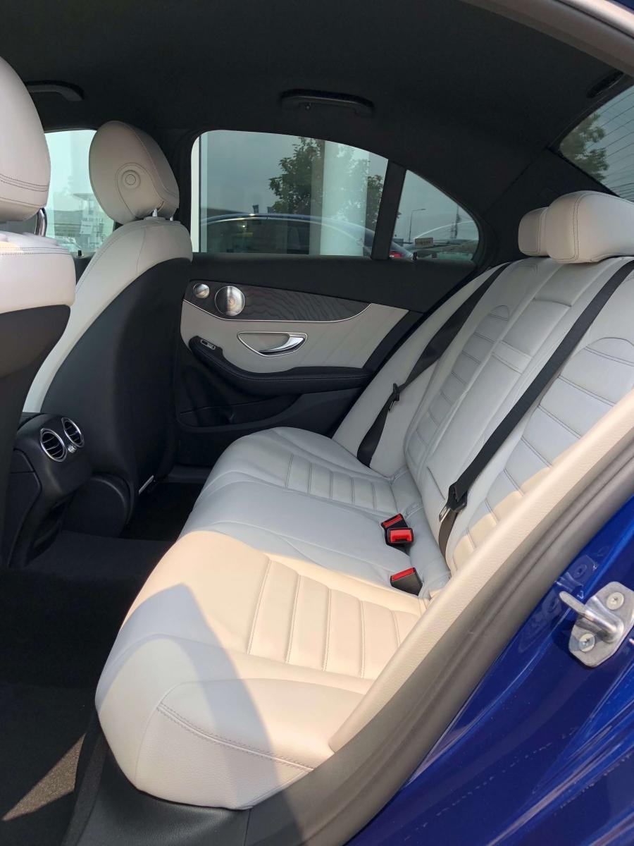 Mercedes-Benz C 200 D