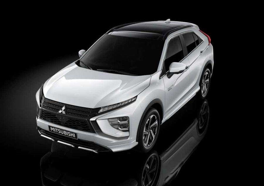 Mitsubishi ECLIPSE CROSS INTENSE+ 4WD CVT